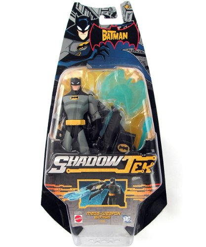 (DC Shadow Tek Mega Weapon Batman)