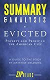 img - for Summary & Analysis of Evicted: Poverty and Profit in the American City | A Guide to the Book by Matthew Desmond book / textbook / text book