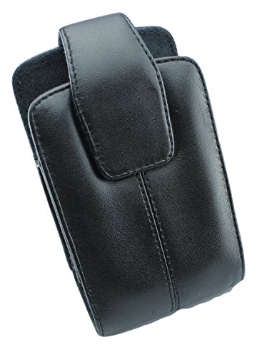 Samsung Blackjack Phone Covers (Premium Quality Leather Case Pouch Protection Cover with Belt Clip for ATT Samsung BlackJack 2 II i617 - Samsung DoubleTime i857 - Samsung Focus Flash i677 - Samsung Jack i637 - Samsung Magnet A257 - Samsung Sunburst A697 - ZTE Avail - ZTE F160 - ZTE Z431 - ZTE Z432 - ZTE Z667)