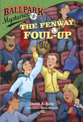 Read Online Ballpark Mysteries #1: The Fenway Foul-up (A Stepping Stone Book(TM)) ebook