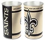 New Orleans Saints 15'' Waste Basket by Hall of Fame Memorabilia