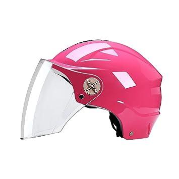 Helm/UV-Schutz Motorradhelm Sommer Sonnenschutz Helm Persönlichkeit ...