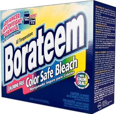 McKesson Borateem Color Safe Bleach Laundry - 1 Each