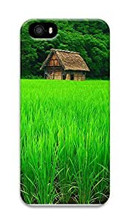 Case For Samsung Galaxy S3 i9300 Cover Green Plants And Cottages 3D Custom Case For Samsung Galaxy S3 i9300 Cover