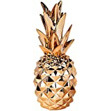 Talking Tables Modern Metallics Pineapple Décor  for a General party decoration or birthday party, Copper