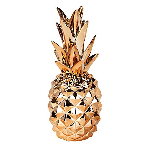 Talking Tables Modern Metallics Pineapple Décor  for a Gene
