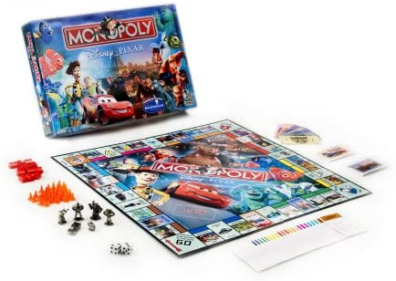 Monopoly - Disney Pixar edition by MONOPOLY: Amazon.es: Juguetes y juegos