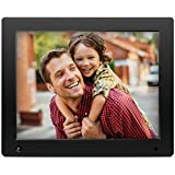 NIX Advance 12 Inch Hi-Res Digital Photo & HD Video (720p) Frame with Hu-Motion Sensor & 8GB USB included (X12D)