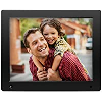 NIX Advance - 12 inch Digital Photo & HD Video (720p) Frame with Motion Sensor & 8GB Memory - X12D