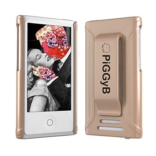 PiGGyB CLIP IT! Case Cover Belt Clip for iPod Nano 8th Gen 8