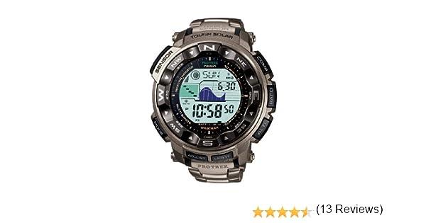 82f62459fc22 Reloj Casio Pro Trek para Hombre PRW-2500T-7ER  Casio  Amazon.es  Relojes