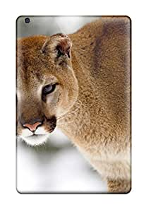 Jim Shaw Graff's Shop New Style Faddish Cougar In Winter, Montana Case Cover For Ipad Mini 3 6034107K26640922