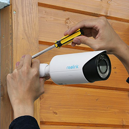 Reolink Ip Poe Security Camera 5mp Super Hd 3072x1728 4x