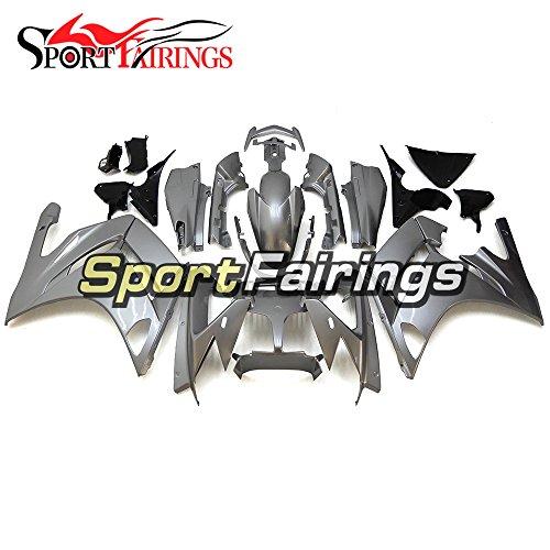 Sportfairings ABS Plastic Fairing Kits For Yamaha FJR1300 FJR 1300 07 08 09 10 11 Year 2007 2008 2009 2010 2011 Motorcycle Cowlings Silver Hulls