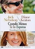 Cuando Menos Te Lo Esperas [DVD]