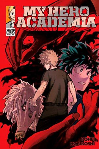 My Hero Academia, Vol. 10