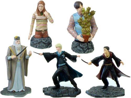 Gentle Giant Harry Potter Bust - Harry Potter Order of the Phoenix Bust-Ups Set of 5
