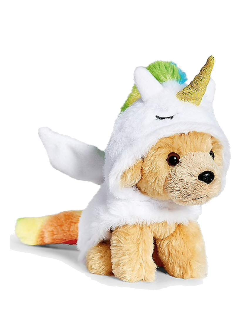 Justice Pet Shop Bundle of 2, Pup Penny And Unicorn Outfit 3