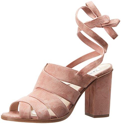 Rose LK Pink Femme Sandales Dark Seline Ouvert Bout BENNETT xwHwYSAq