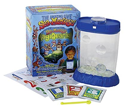 an analysis of sea monkeys Decades after the toy-pet hybrid first hit shelves, amazing live sea-monkeys is making headlines again—this time thanks to a david and goliath trademark lawsuit between onetime sea-monkeys heir yolanda signorelli von braunhut and big time toys, which claims to have full ownership of the empire.