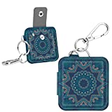 Famavala Colorful Case Cover Sleeve for Tile Slim Item Tracker Phone Finder (A-Oun)