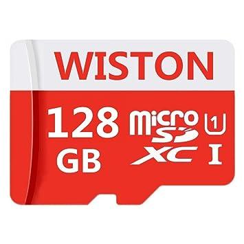 Amazon.com: WASINT - Tarjeta de memoria SD (128 GB, Micro SD ...