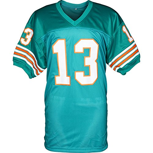 separation shoes 8dce8 3bd3c low-cost Jake Scott Miami Dolphins Autographed Jersey - SB ...