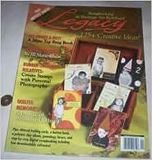Legacy Magazine Aug/Sep 2006