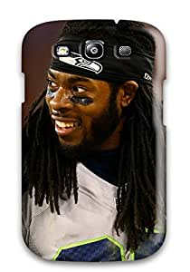 Tpu Shockproof/dirt-proof Seattleeahawks Cover Case For Galaxy(s3)