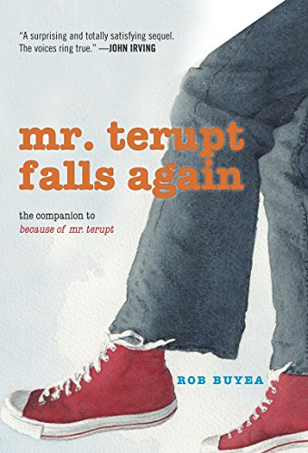 Mr. Terupt Falls Again (The Mr. Terupt Series)