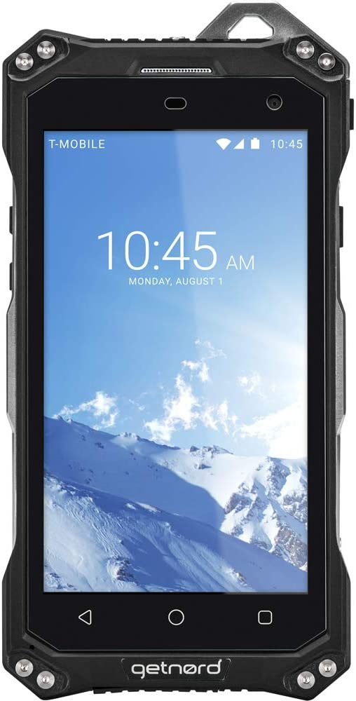 Smartphone Getnord Onyx IP68 MIL-STD-810G de Metal Reforzado 3+32 ...