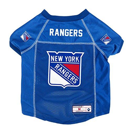 NHL New York Rangers Pet Jersey, - Rangers York New Team Jersey
