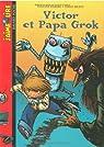 Victor et Papa Grok par Reberg