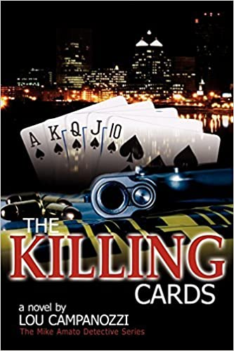 The Killing Cards: The Mike Amato Detective Series by Kim McGill (2007-10-19)