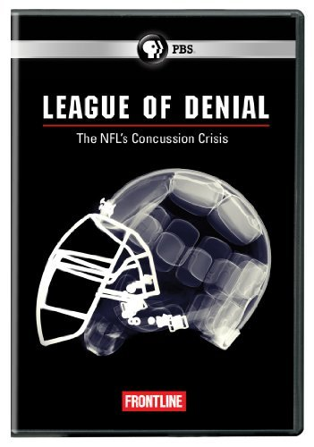 Frontline: League of Denial: The NFL's Concussion [DVD] [Region 1] [US Import] [NTSC] by