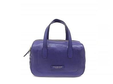 2d18ba64ab The Bridge Women's Top-Handle Bag Blue blue: Amazon.co.uk: Shoes & Bags