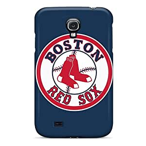 Galaxy S4 Cases Covers Skin : Premium High Quality Baseball Boston Red Sox 1 Cases