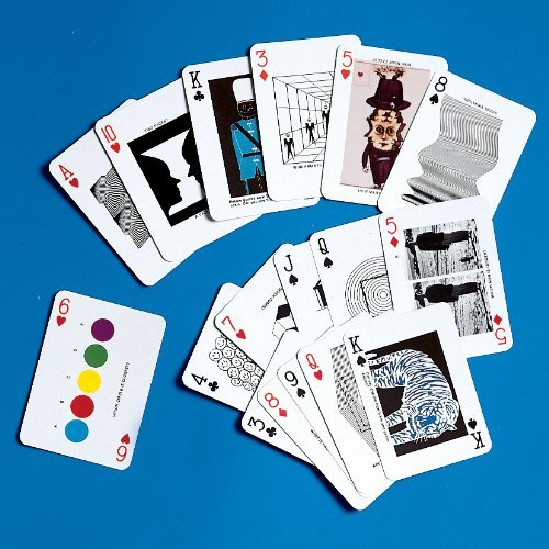 U.S. Games Systems Can You Believe Your Eyes? Deck of Visual Illusion Poker Playing Cards