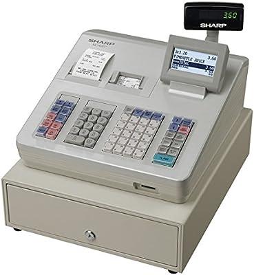 Sharp XE-A307 caja registradora: Amazon.es: Industria, empresas y ...