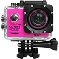 RICH SJ7000(1080P) Action Cam Sport Camera with 12 Million Pixel 2.0 Inch Screen 170 Degree Wide Angle 30 Meters Waterproof