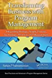 Transforming Business with Program Management, Satish P. Subramanian, 1466590998