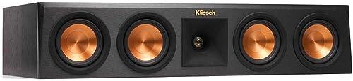 Klipsch Reference Premiere RP-440C Center Channel Speaker – Ebony