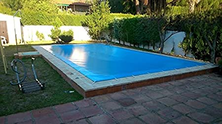 INTERNATIONAL COVER POOL Cubierta de Invierno para Piscina de 4x8 ...