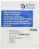 Elite Image Remanufactured Epson T048120 Inkjet Cartridge -Black -Inkjet -450 Page -1 Each -Remanufactured