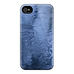 For Dana Lindsey Mendez Iphone Protective Case, High Quality For Iphone 4/4s Rainy You Are Viewing Skin Case Cover