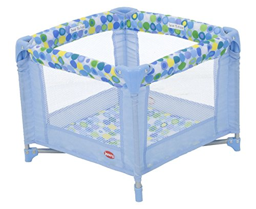 Joovy Toy Room2 Playard Blue