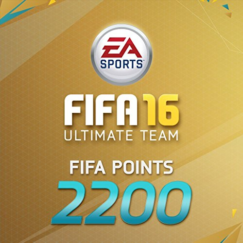 EA Sports FIFA 16 - 2200 FIFA Points - PS4 [Digital Code]