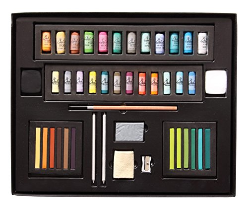 Jack Richeson 427351 Richesonature Pastels Signature Landscape Foundation Set by Jack Richeson