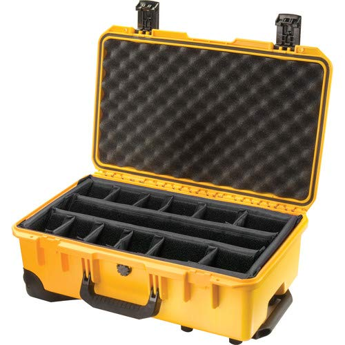 iM2500 Storm Case with Padded Dividers (Yellow) [並行輸入品] B07MJYSWL1