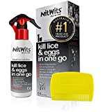 NitWits All In One Head Lice Solution 120 ml